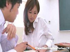 Breast japanes, Õpetaja