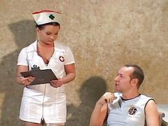스타킹 ㅈㅇ, 간호사 따먹기, 간호나