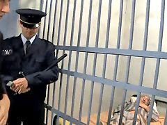 Sandra, Prisoners, Prisoner, Sex anal, A prisoner, Prisone