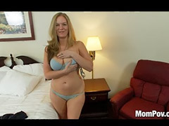 Mom anal, Mom pov, Anal mom