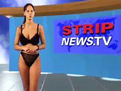 German, Strip, Big boobs, Stripped, Big boob, News
