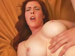 Mae, Redhead blowjob, Milf ass, Mae oral, Big tits facial, Victoria mae