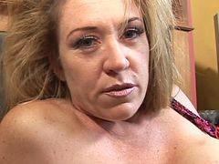 Anita blond, Blond milf, Chubby milf, Chubby blonde, Squirting ass, Anita
