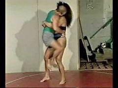 Wrestling mixed, Female bodybuilder, Bodybuilding, Mixed wrestling, Mix, Mixed