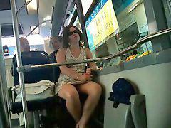 Upskirting, 😩bus, Autobusas, Prancūzų