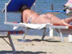 Ronda,culo redondo, Culos grandes la playa, Ronda, Culo redondo