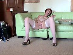 Red mature, Pov stockings, Pov stocking, Pov red, Pov milfs, Stockings pov