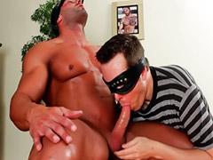 面具肌肉男, Gay 大屌口交, Gay肌肉男,做爱, Gay口交大屌, 面具,男男,, 面具男同