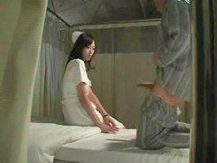 Perawat pasien, Perawat panas,, Perawat jepang hot, Pasien dientot, Suster&pasien, Suster rawat