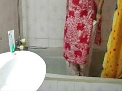 엘프, 샷ㄴ, 셀프, 단발, 샤워실, 샤워장