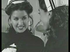 Vintage, Vintage lesbian, Lingerie lesbian, Vintage lingerie, Nurses lesbians, Nurses lesbian