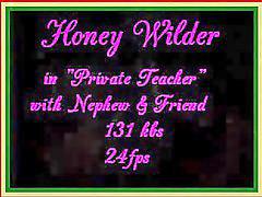 عسل, هونى وايلدر العسل, معسل, الربية