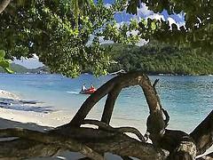 لويسا, شرجي شواطئ, على الشواطئ, على الشاطئ, على شاطء البحر, شواطئ