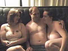 Bbw, Threesome, Amateur