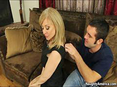 Friends mom, Hot mom, Nina hartley