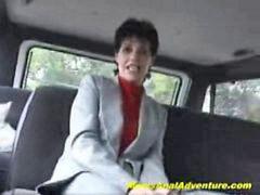 Milf, Amanda, Milfs fuck, Van fucking, T back, Milf fucking
