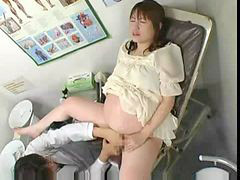 Japanese, Doctor, Pregnant