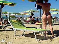 على الشواطئ, على الشاطئ, على شاطء البحر, شواطئ, استراق النظر