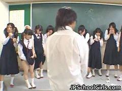 مبيت الطلاب, في الفصول الدراسيه, ةن ر, في طالبة, عام اسيوي, طالبات في الفصل