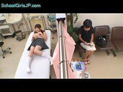 Doggy, Dog girl, Hospital, Spit on, Pita, Schoolgirl creampie