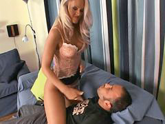 Blonde hottie, Pussy eat, Pussy pounded, Pussy pound, Pounded pussy, Hottie in