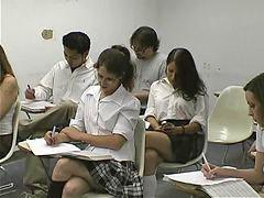 Teacher, Spanking