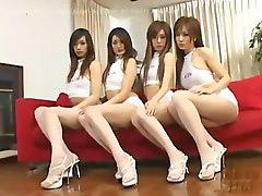 سكس لام اليابان, حفلة جنسية, يابان