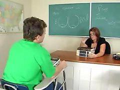 Sala de aulas, Profesor privado, Dandole una leccion, Aulas, Menor, Aula